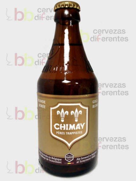 Chimay doree_cervezas_diferentes