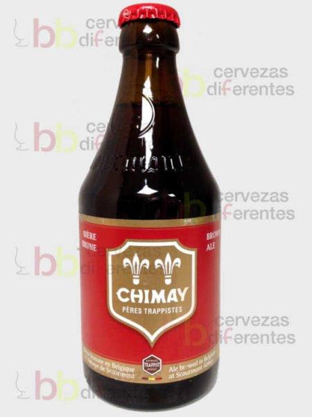 Chimay roja_cervezas_diferentes