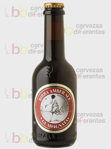 Guadagnata amber Ale_italia_cervezas diferentes