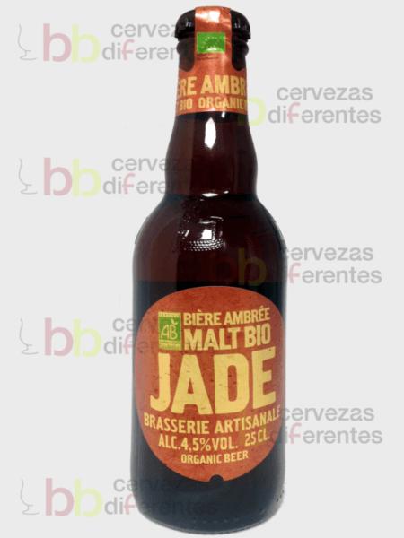 Jade Bio Ambree_francia_cervezas diferentes