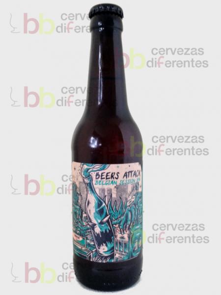 Yakka beers attack_artesana_cervezas diferentes