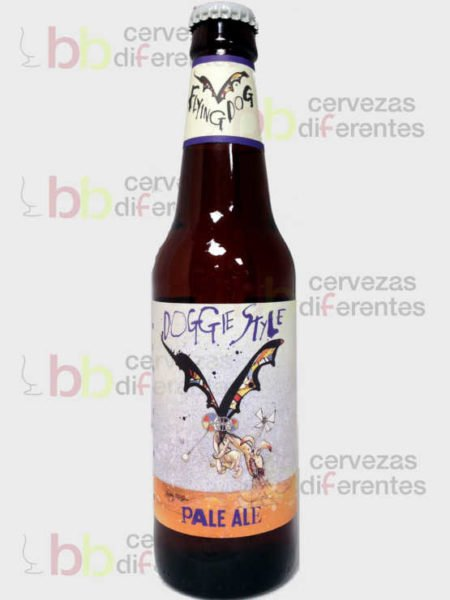 Flying Dog Pale Ale_americana_cervezas_diferentes