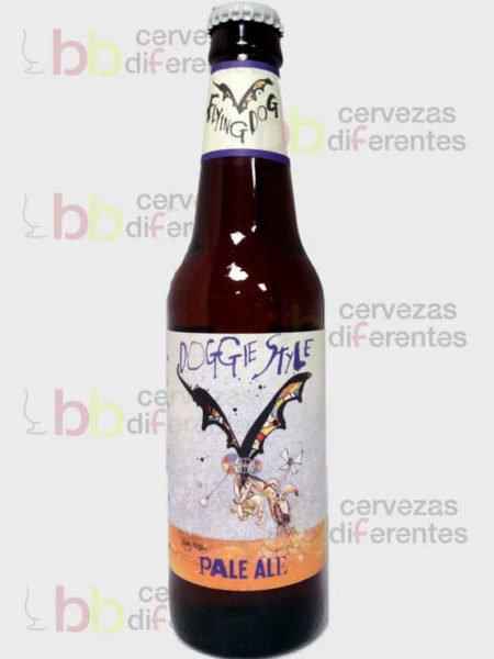 Flying Dog Pale Ale_americana_cervezas_diferentes