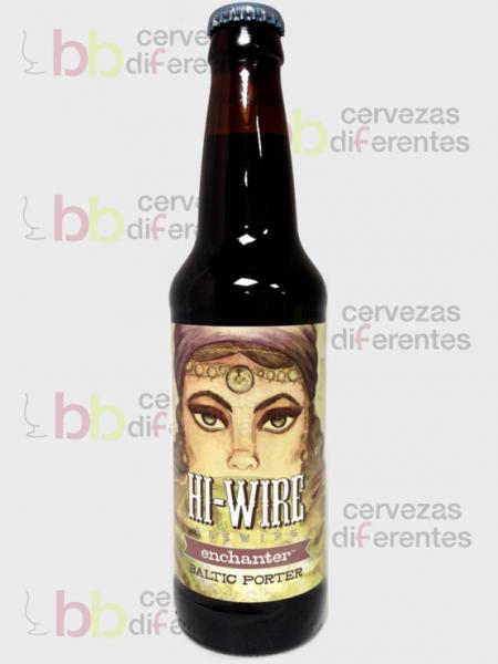 Hi Wire encharter_cervezas diferentes