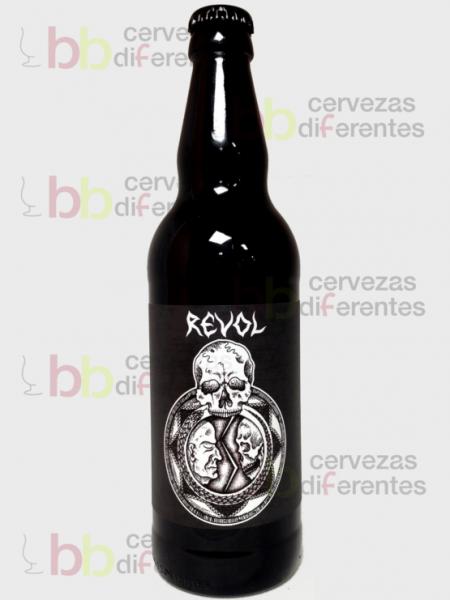 Odyssey Revol_cervezas diferentes