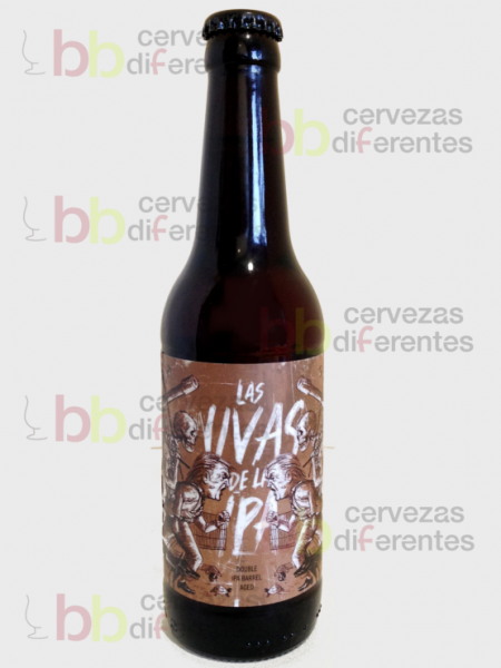 Yakka las uvas de la IPA doble IPA_artesana_cervezas diferentes