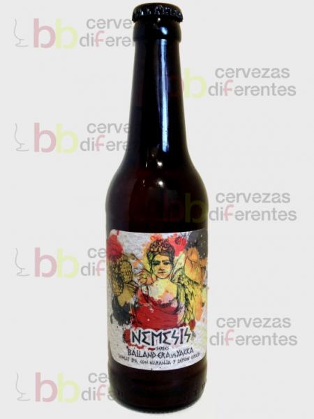 Yakka_Memesis white IPA_cervezas diferentes