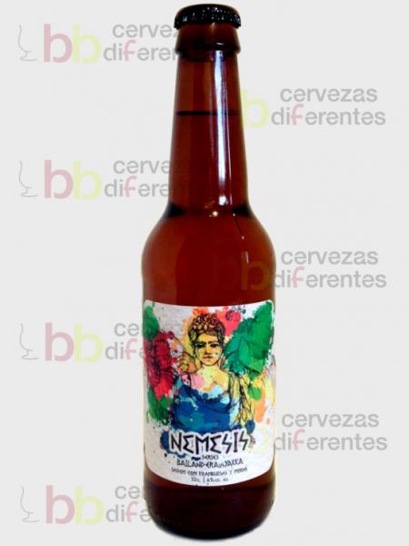 Yakka_Nemesis Saison_cervezas diferentes