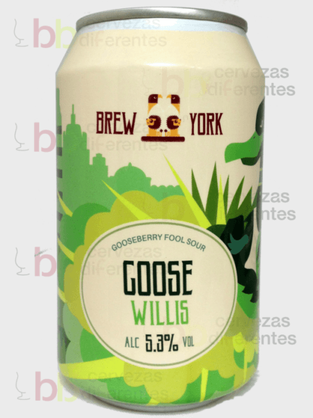 Brew York_Goose Willis_cervezas diferentes