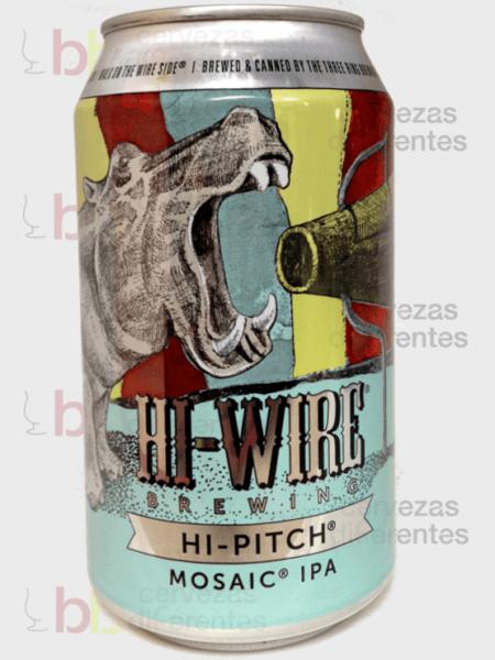 Hi Wire Pitch Mosaic_IPA_cervezas diferentes