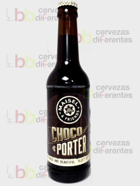 Maisel and friends_Choco porter_cervezas_diferentes