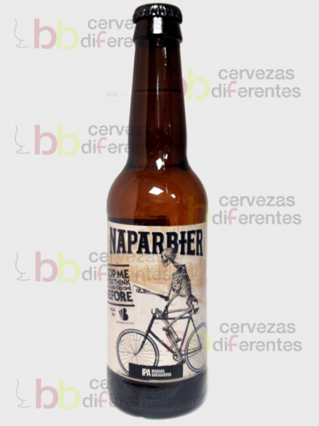 Naparbier_Stop me if you think you herad this one before_cervezas diferentes