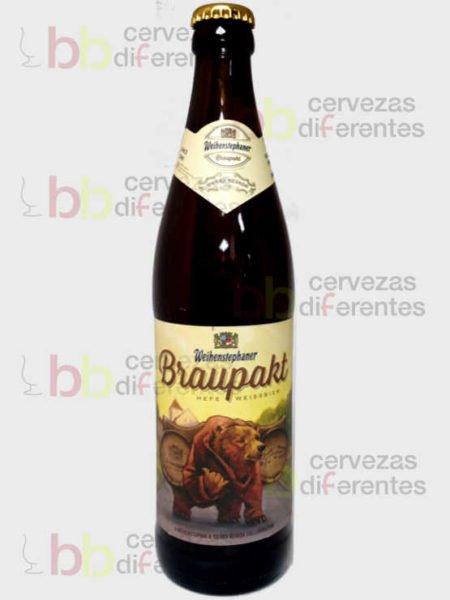 Weihenstephaner Sierra Nevada Braupakt_cervezas_diferentes