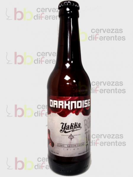 Yakka Darknoise_artesana_cervezas diferentes