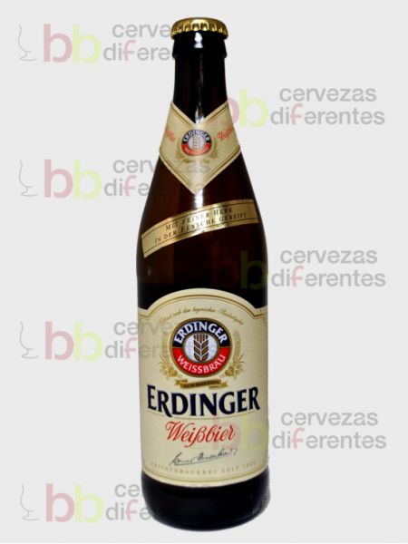 Erdinter Weissbier cervezas diferentes f