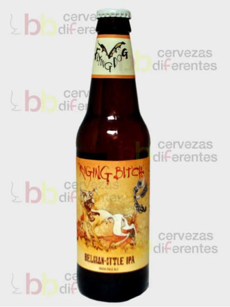 Flying Dog Raging Bitch_americana_cervezas_diferentes