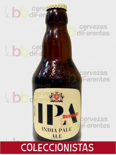 Bernard_IPA_cerveza_republica_checa_cervezas_diferentes COLECCIONISTAS