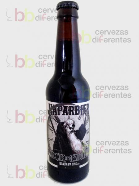 Naparbier Back in black_artesana_cervezas diferentes