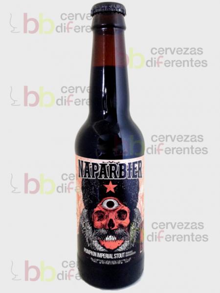 Naparbier Pumpkin Imperial Stout_artesana_cervezas diferentes
