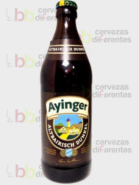 Ayinger Altbairisch Dunkel_alemania_cervezas_diferentes