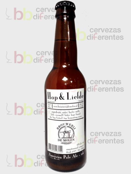 Brouwerij de molen_hop& liefde_holanda_cervezas diferentes