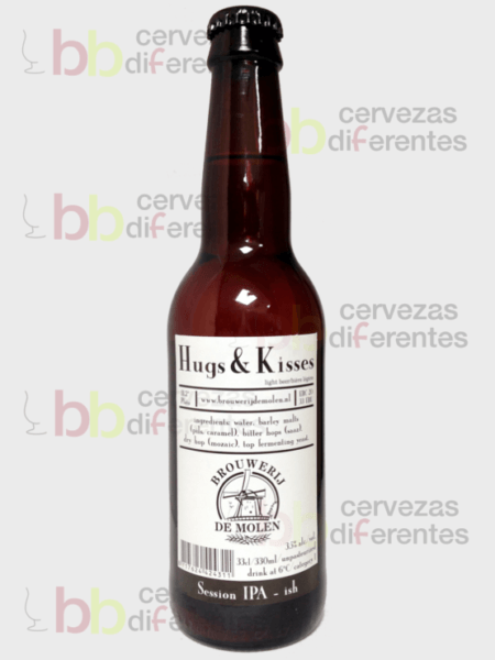 Brouwerij de molen_hugs & kisses_holanda_cervezas diferentes