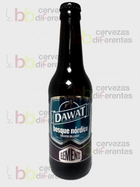 DAWAT BOSQUE NÓRDICO 18 09 cervezas diferentes