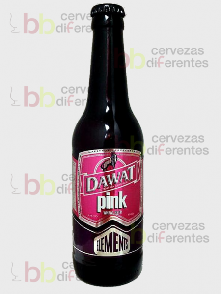 DAWAT ELEMENTS PINK 18 09 cervezas diferentes