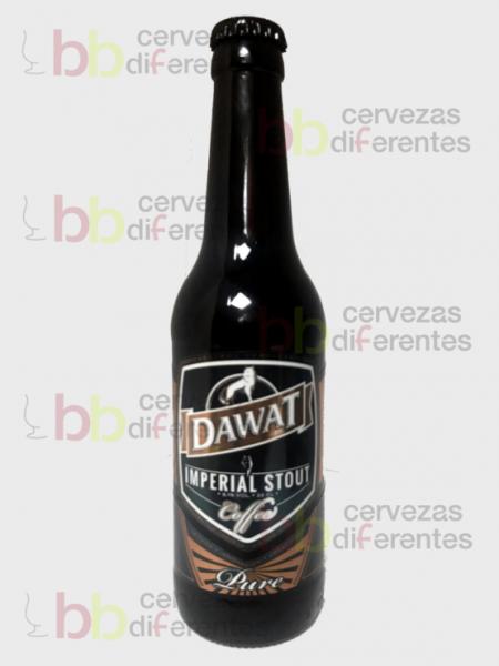 DAWAT IMPERIAL STOUT COFFEE 18 09 cervezas diferentes