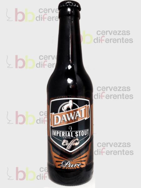 DAWAT IMPERIAL STOUT COFFEE 18 09 cervezas diferentes_