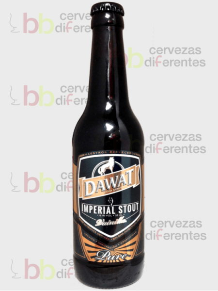 Dawat Imperial Stout Vainilla_artesana_cervezas diferentes