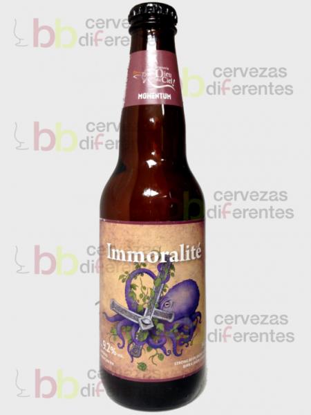 Dieu du ciel_Inmoralité_canadá_cervezas diferentes