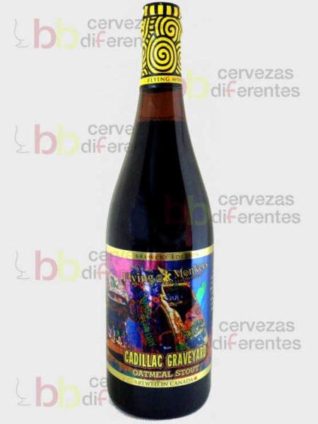 Flying Monkeys Cadillac Graveyard_canada_cervezas_diferentes