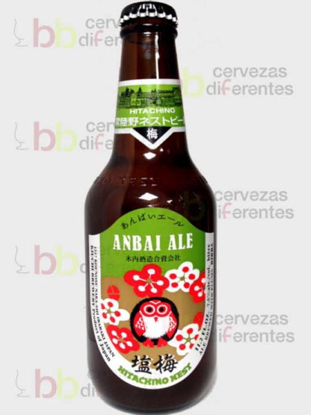 Hitachino Nest Anbai ale_japon_cervezas_diferentes