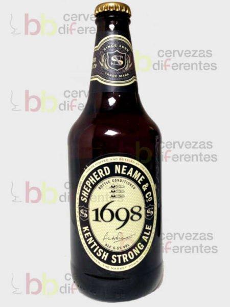 Shepherd Neame 1698 Celebration Ale_inglatera_cervezas_diferentes