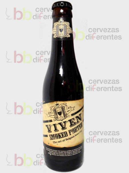 Viven Smoked Porter_cervezas_diferentes