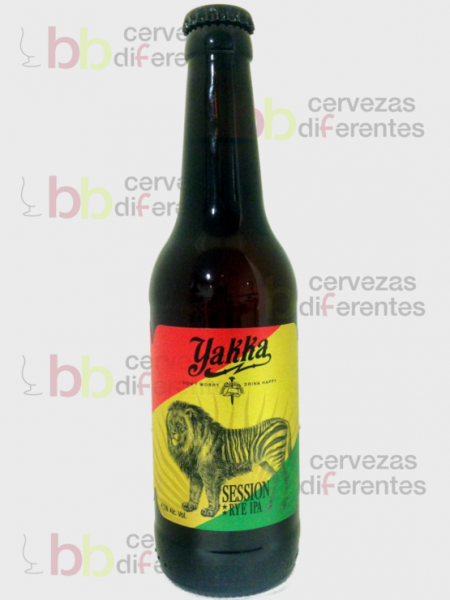 Yakka Sesion Rye IPA_artesana_cervezas diferentes