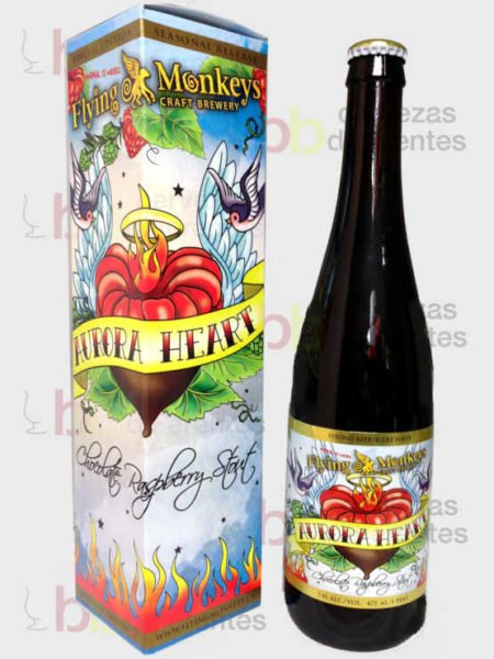 Flying Monkeys Aurora Heart_canada_cervezas_diferentes