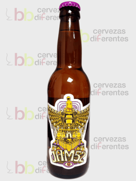 Mad Scientist_Jam 52_cervezas diferentes