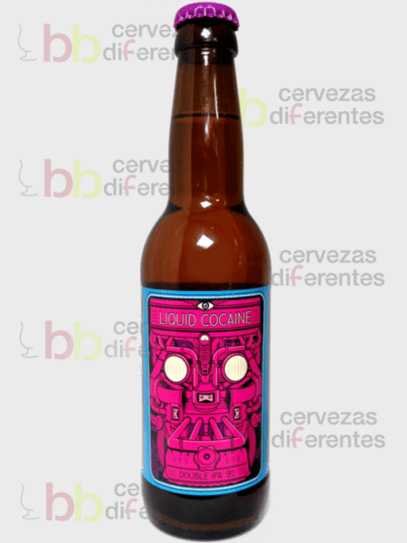 Mad Scientist_Liquid Cocaine_cervezas diferentes