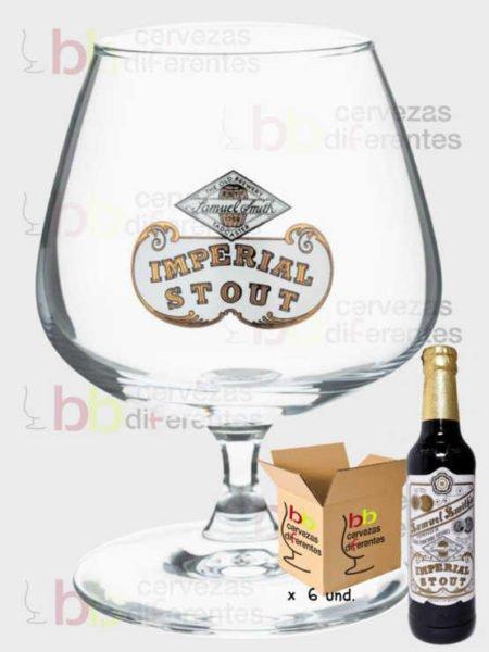 Samuel Smith_Imperial_Stout_copa_pack_cervezas_diferentes