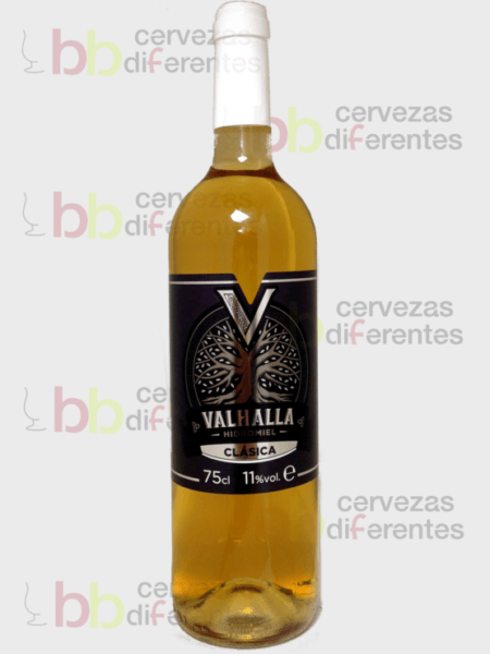 Valhalla_hidromiel_sin gluten_18 10_clasica 75 cl_cervezas diferentes