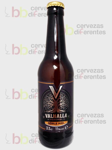 Valhalla_hidromiel_sin gluten_Doble Miel 33 cl_18 10_cervezas diferentes