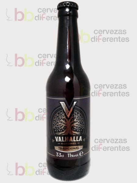 Valhalla_hidromiel_sin gluten_Tradicional 33 cl_18 10_cervezas diferentes