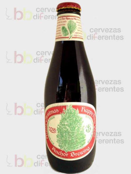 Anchor Christmas Ale 2018_ EEUU_ cervezas_diferentes