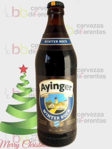 Ayinguer Winterbock_navidad_cervezas diferentes