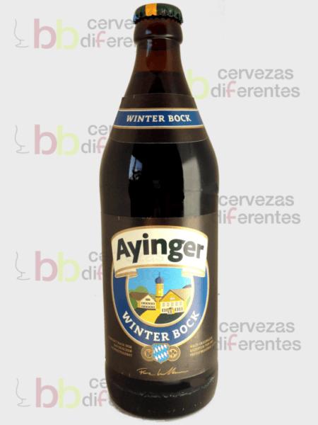 Ayinguer Winterbock_navidad_cervezas diferentes_