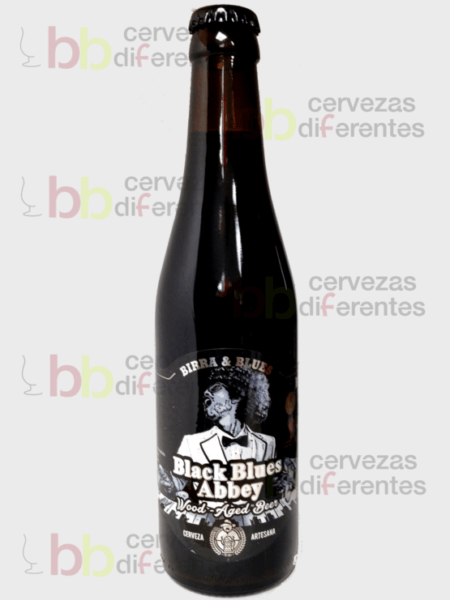Birra & Blues_Black Blues Abbey_artesana_cervezas diferentes