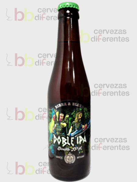 Birra & Blues_Doble IPA_artesana_cervezas diferentes