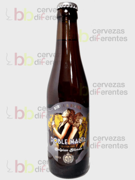 Birra & Blues_Doble Malta Gluten Free_cervezas diferentes